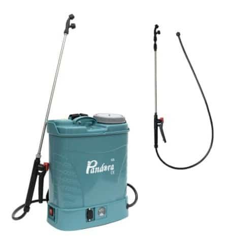 Set Pompa stropit electrica Pandora 12L