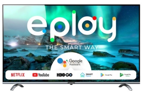 Televizor Allview 32ePlay6100-H/1, 81 cm, Smart Android, HD, LED
