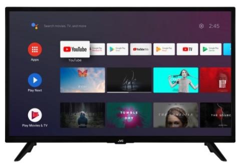 Televizor JVC LT-32VAH3000, 80 cm, Smart Android, HD
