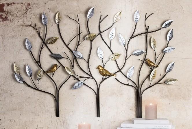 Recomandari decoratiuni de perete din metal