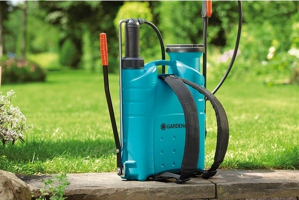 pompa de stropit electrica gardena
